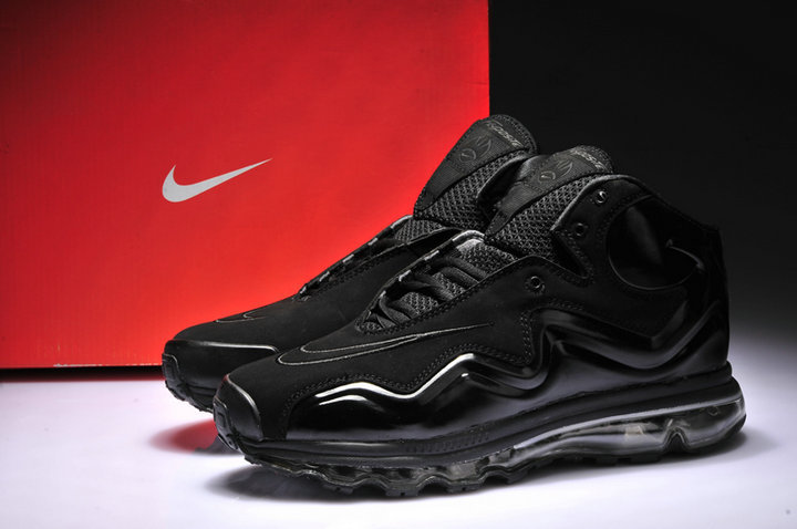 Nike Air Max Flyposite All Black Running Shoes