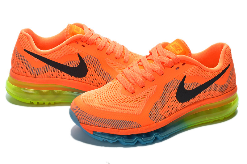 lowest price 188c2 d62fe Nike Air Max 2014 Blue Orange
