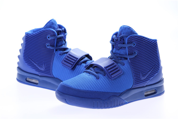 Nike Air Yeezy 2 Gamma Blue Shoes