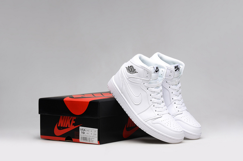 2015 Nike Air Jordan 1 All White