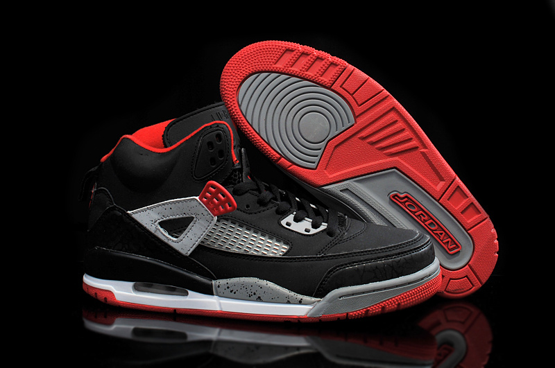 2015 Nike Air Jordan 3.5 Black Red Grey