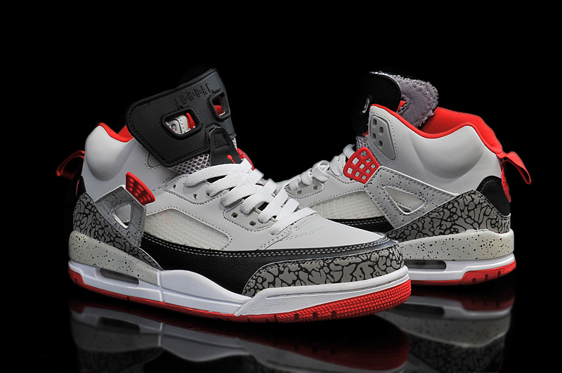 2015 Nike Air Jordan 3.5 Grey Black Red