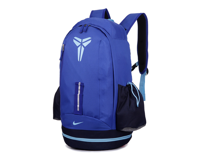 2015 Nike Kobe Blue Black Backpack