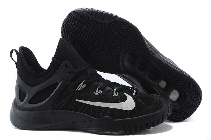 2015 Nike Paul George Team Shoes All Black