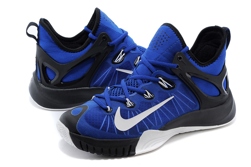 24ad5900490c ... wholesale 2015 nike paul george team shoes blue black 3b27e 6a712