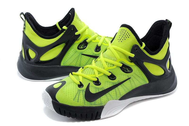 save off 896fd b7faf 2015 Nike Paul George Team Shoes Green Black Authentic 2015 Nike ...