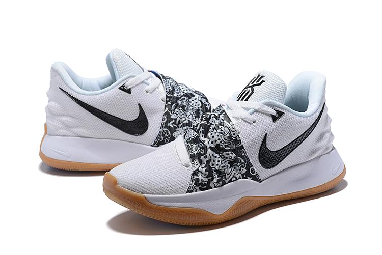 2018 new nike kyrie irving 4 low white black