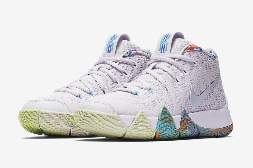 2018 nike kyrie 4 90s multicolor