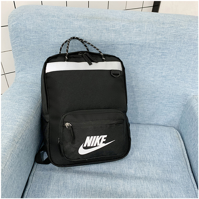 2020 Black White Nike Backpack