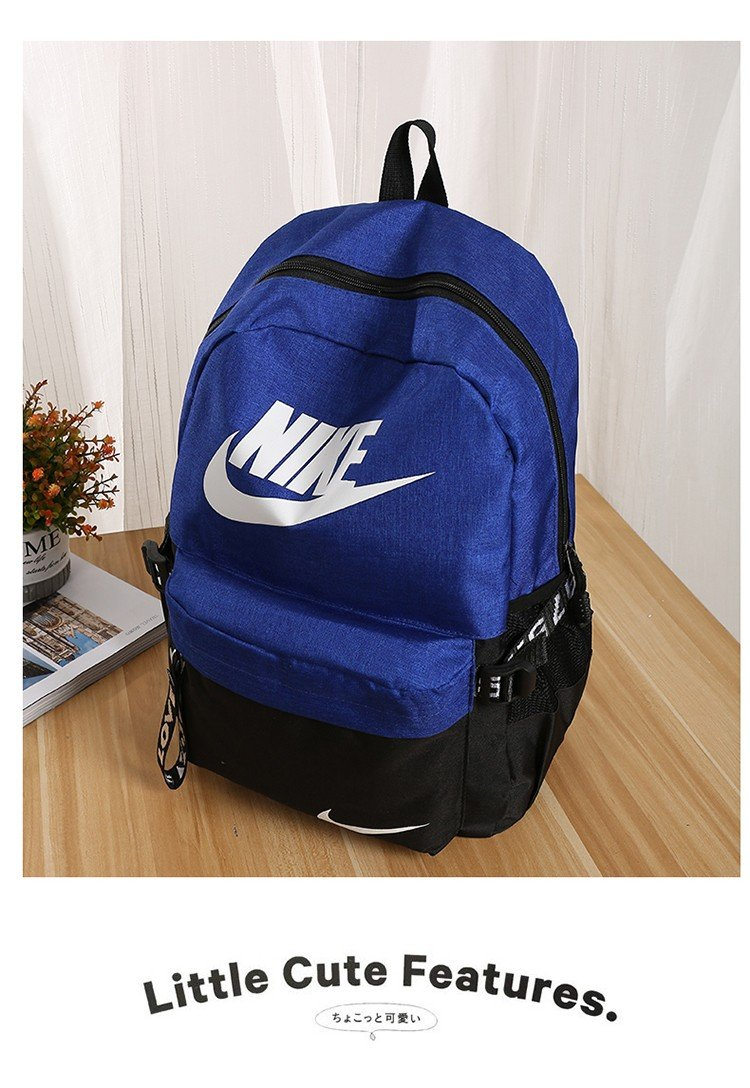 2020 Blue Black White Nike Backpack