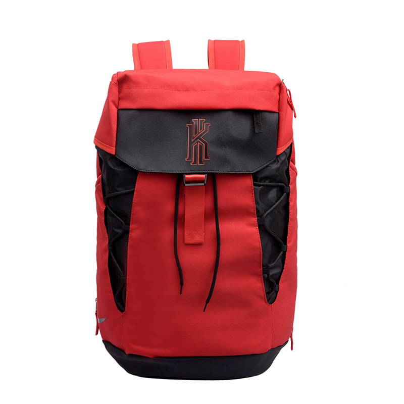 2020 Red Black Nike Kyrie Backpack