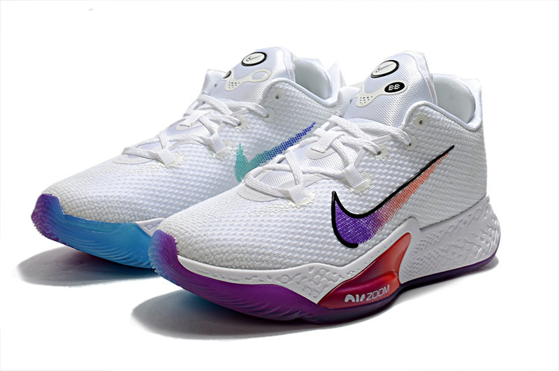 World Cup 2020 Nike Zoom White Blue Purple Shoes