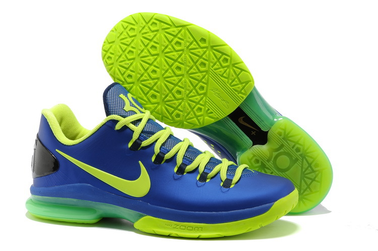 Nike Kevin Durant 5 Low Blue Green