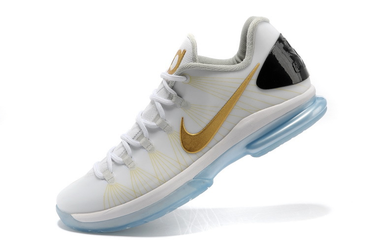 Kevin durant shoes low top white - photo#14