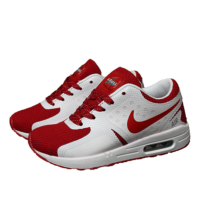 Kids Nike Air Max Zero 87 II Red White Shoes