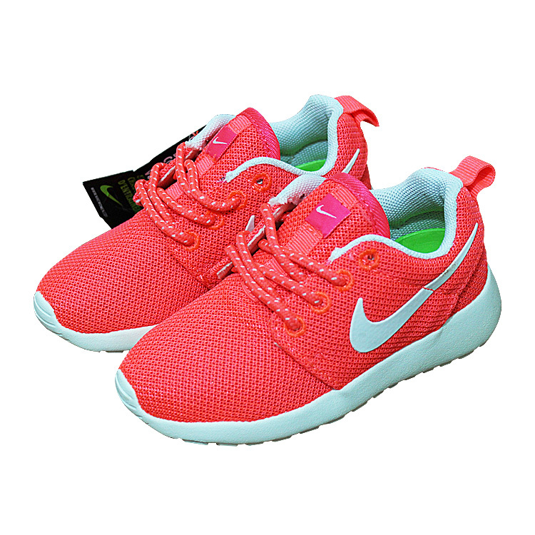 kids nike roshe run pink white shoes kids56. Black Bedroom Furniture Sets. Home Design Ideas
