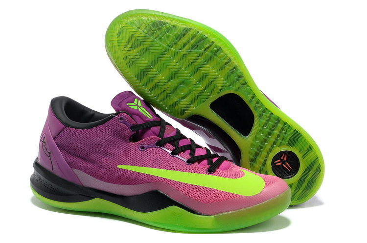 Nike Kobe 8 Easter Purple Green