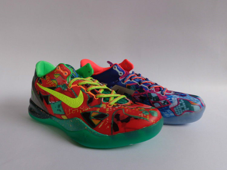 Kobe Bryant 8 System What The Kobe Shoes