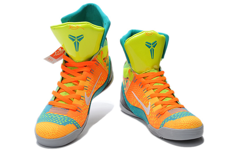 Nike Kobe Bryant 9 High April Fool Day Shoes