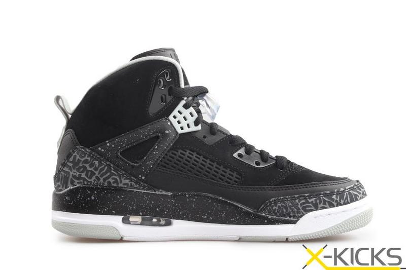 New Nike Air Jordan 3.5 Black White Shoes