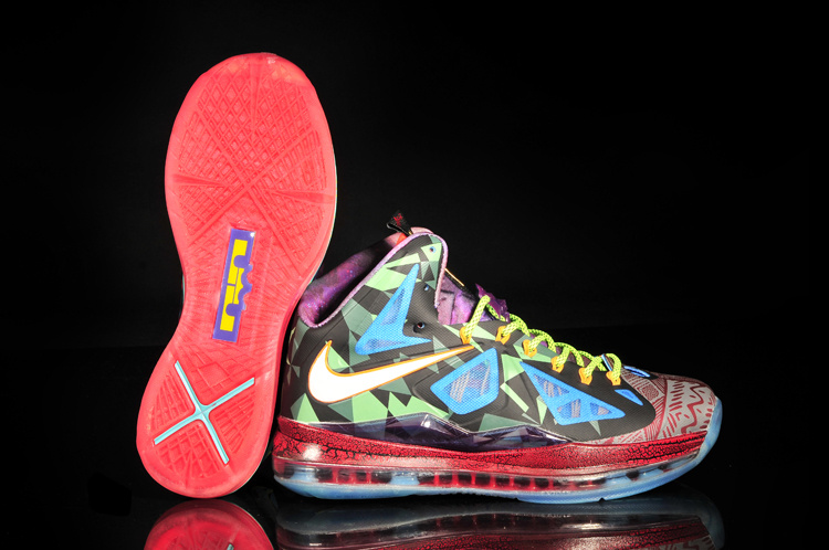 Nike Lebron James 10 MVP Shoes For Women