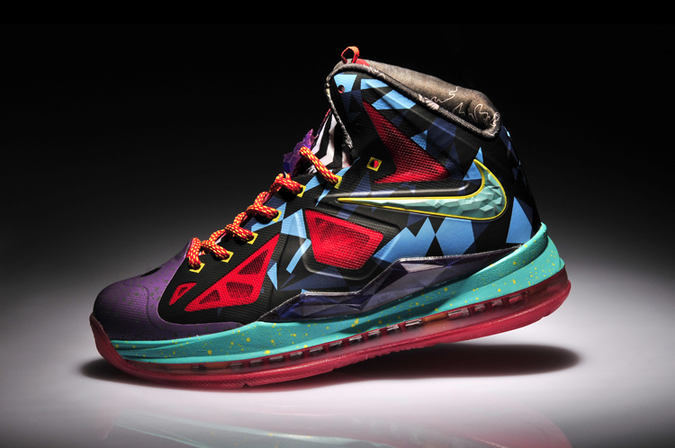 Lebron James Shoes 11 Blue
