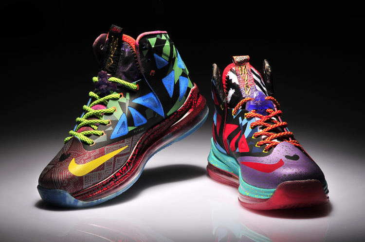 Amazing Nike Lebron James 10 MVP Limited Shoes