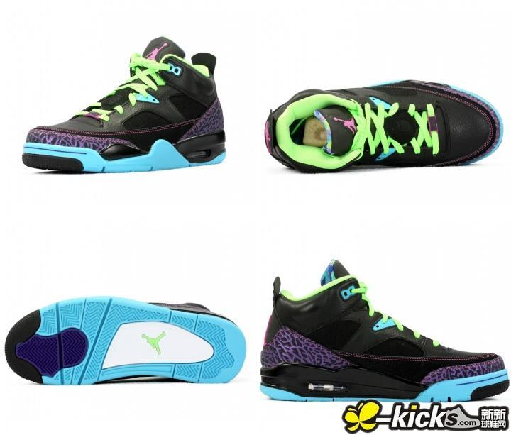 Nike Air Jordan 3 Mandarick Duck Shoes