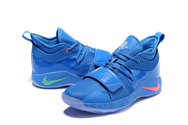 Nike Paul George 2.5 Blue