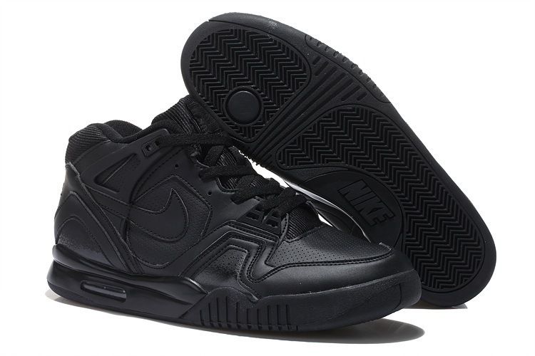 NIKE Airtech Chaiienge II All Black Shoes