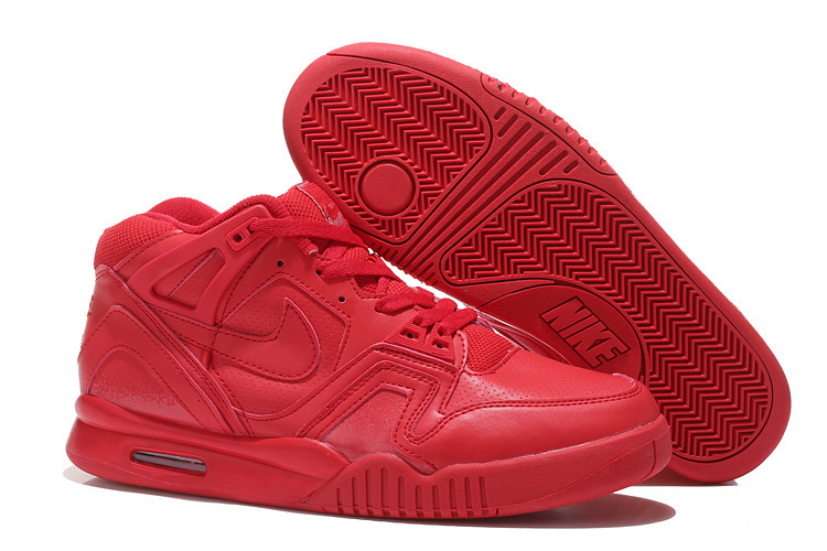 NIKE Airtech Chaiienge II All Red Shoes