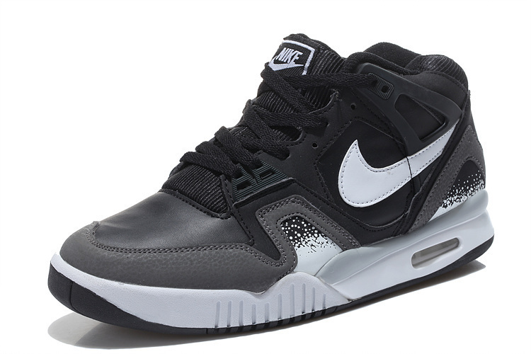 NIKE Airtech Chaiienge II Black Whihte Shoes