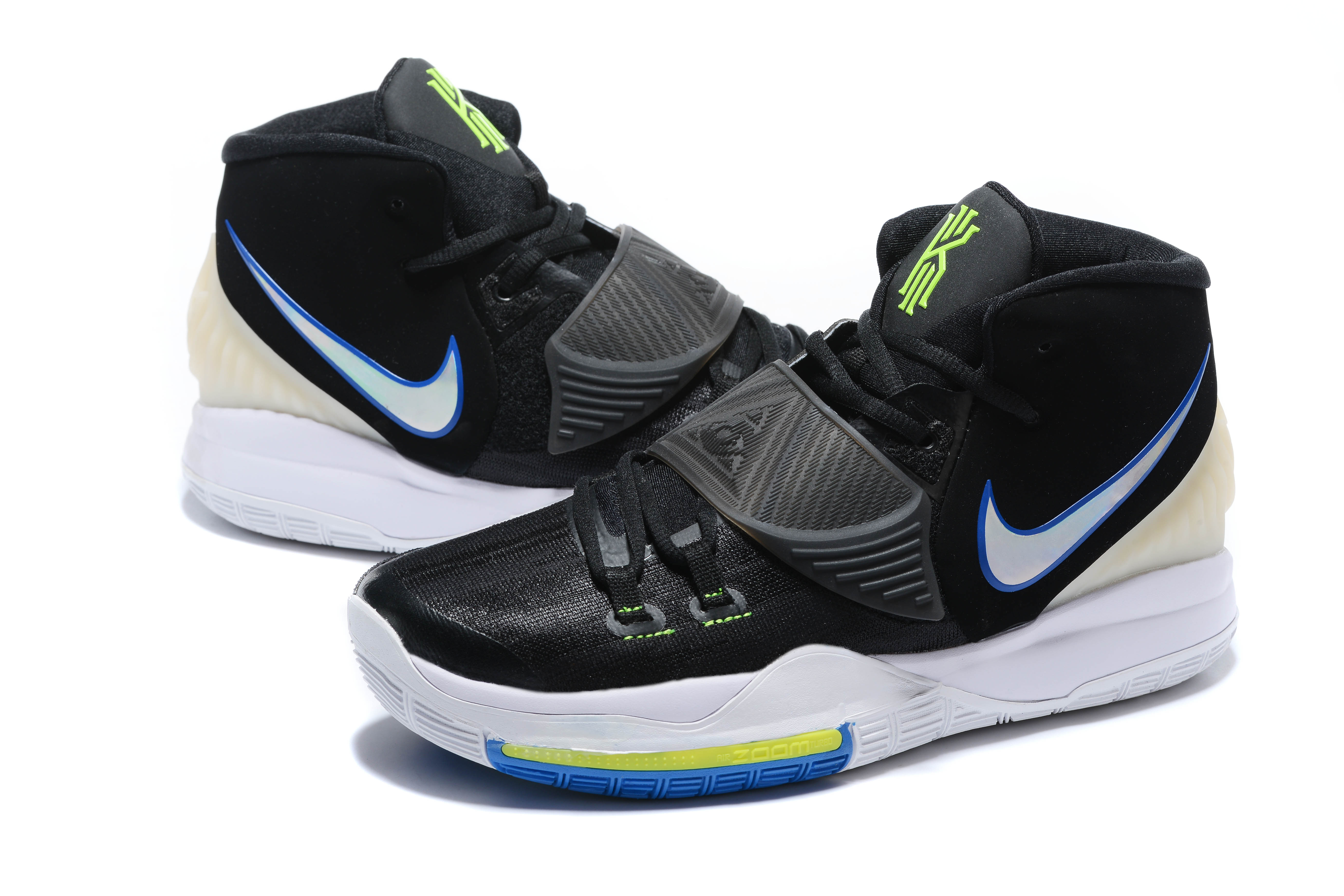 2020 Nike Kyrie Irving VI Black Rainbow