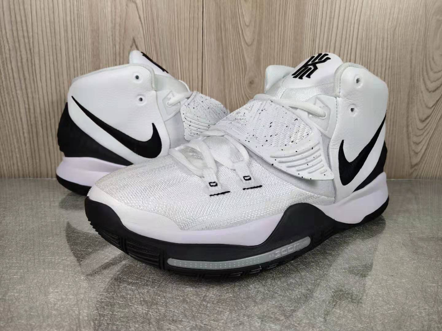 2020 Nike Kyrie 6 White Black