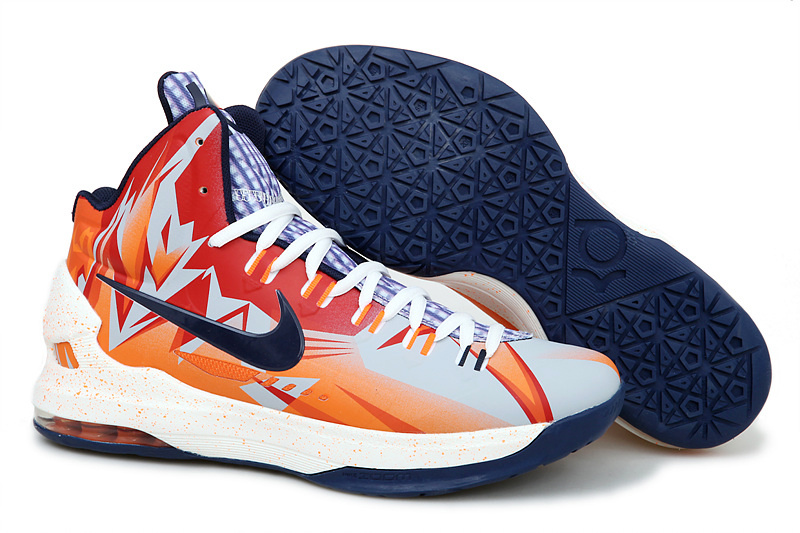 2014 Kevin Durant 5 Shoes Flamboyance Edition Shoes