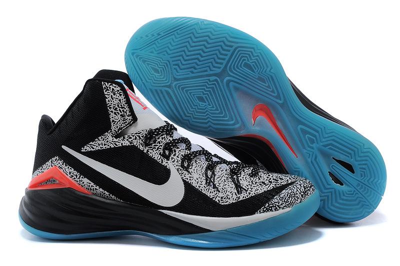 New Nike Hyperdunk XDR Black Grey Jade Shoes