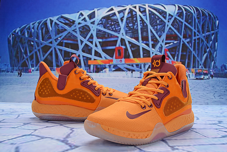 New Nike KD Trey 6 CAVS Shoes