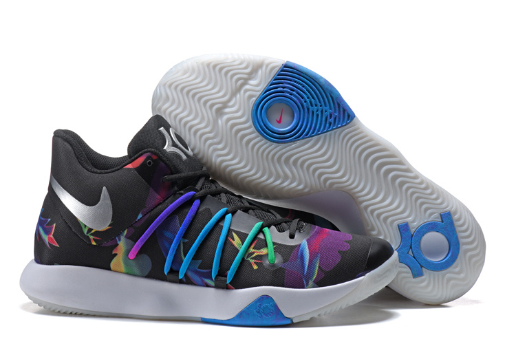 New Nike KD Trey 6 Colorful Shoes