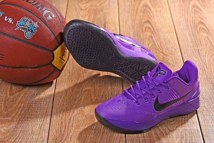 New Nike Kobe AD Purple Sky Stars Shoes