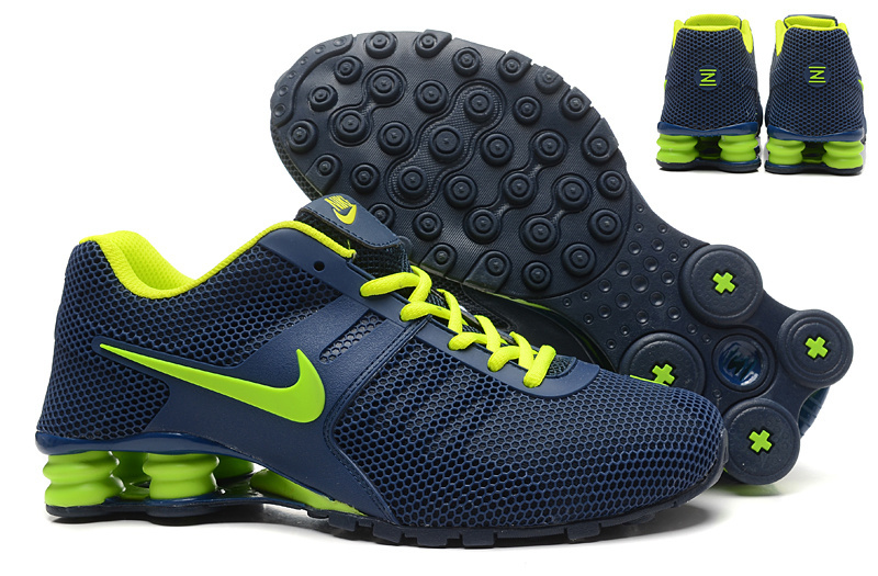 shake corsa Scoiattolo  New Nike Shox Current Blue Fluorscent Green Shoes [NSC026] - $72.00 : Kobe  And KD Shoes, KD Shoes