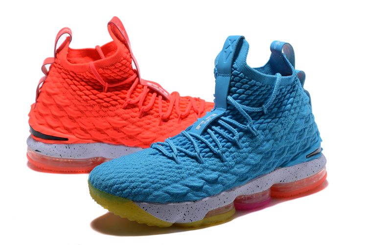 2019 Nike lebron 15 Icy And Fire