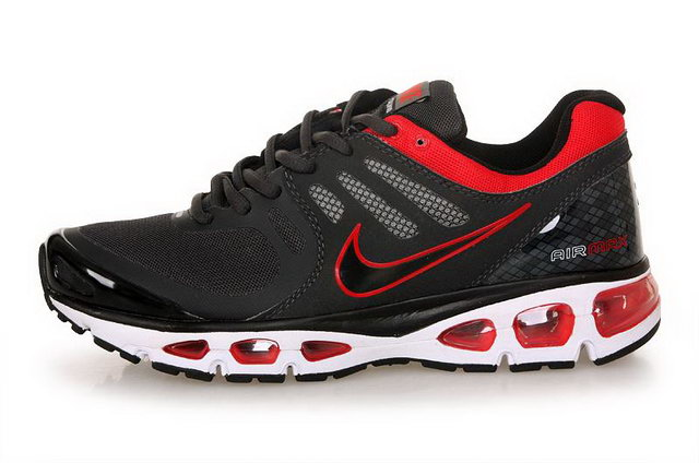 Nike Air Max 2010 For Mens Black Red Shoes