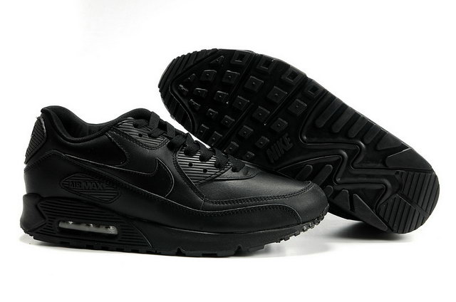 leather air max