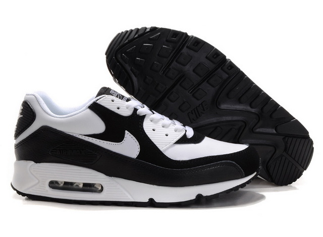 nike air max black white