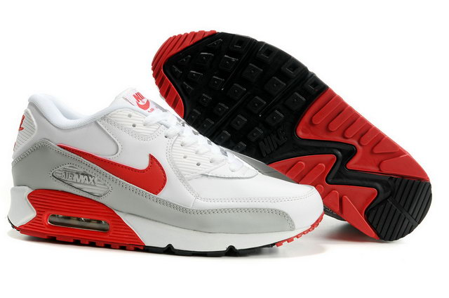 jfxr2p47 authentic air max 90 white and red. Black Bedroom Furniture Sets. Home Design Ideas