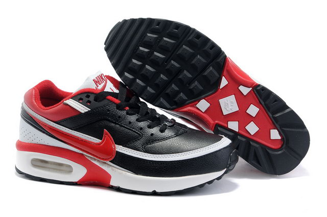 Nike Air Max Classic BW Black White Red