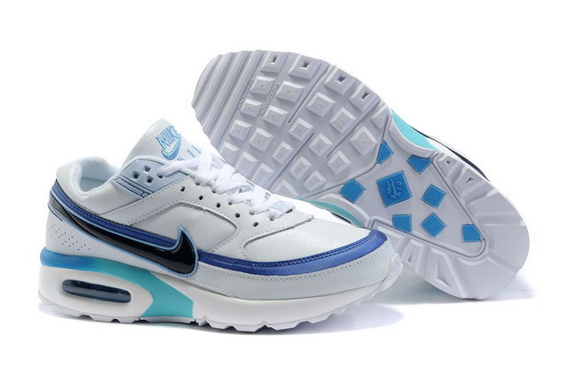 Nike Air Max Classic BW With White Navy Blue