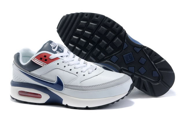 Nike Air Max Classic BW With White Navy Red