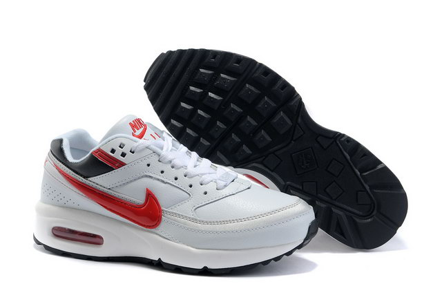 Nike Air Max Classic BW With White Red Black