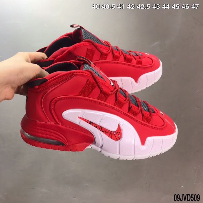 Nike Air Penny Hardaway I Red White